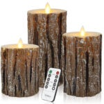 The Best Flameless Candles Options: Vinkor Flameless Candles Flickering Candles