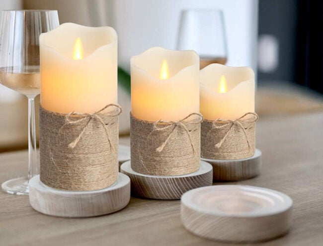Best Flameless Candles Options