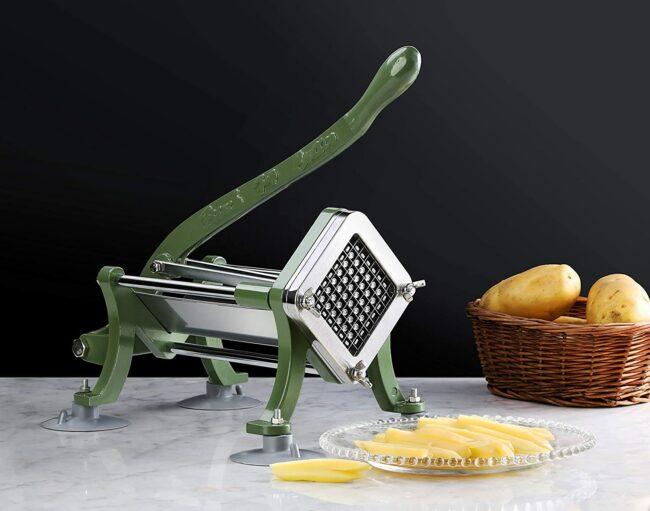 最好的炸薯条切割机选择
