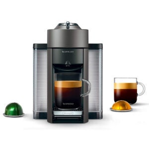 The Best Nespresso Machine Options: Nespresso Vertuo Evoluo Coffee and Espresso Machine