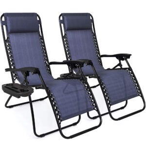 The Best Patio Chairs Options: Best Choice Products Set of 2