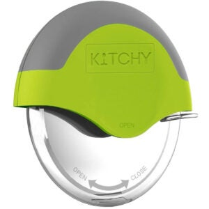 Best Pizza Cutter Options: Kitchy Pizza Cutter Wheel