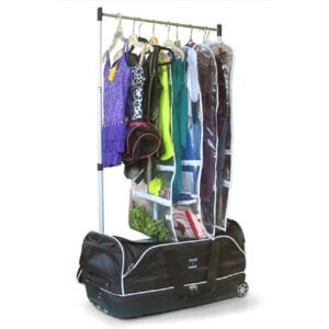 The Best Portable Closet Options: Travolution 28 Wheeled Drop