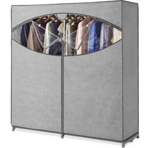 The Best Portable Closet Options: Whitmor Portable Wardrobe