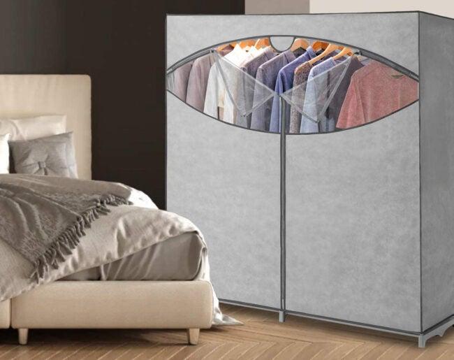 Best Portable Closet Options