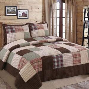 最好的被子选择:舒适线家时尚布罗迪被子床上用品