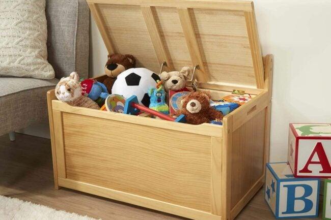 最好的玩具盒选择