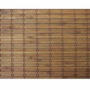 The Best Roman Shades Option: Windowsandgarden Cordless Woven Wood Roman Shades