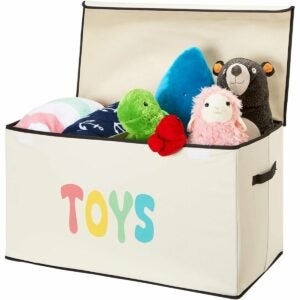 The Best Toy Box Option: Woffit Toy Storage Organizer Chest for Kids