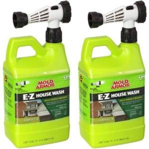 Best Roof Cleaner Options: Mold Armor E-Z House Wash 64 fl. oz. Jug