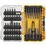 Best Screwdriver Bit Set Options: DEWALT Screwdriver Bit Set with Tough Case