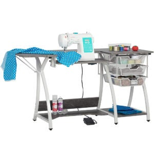 The Best Sewing Table Options: Sew Ready Pro Stitch Sewing Machine Table