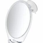 The Best Shower Mirror Option: HoneyBull Shower Mirror for Shaving Fogless