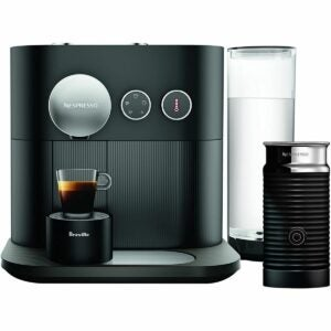 The Best Smart Coffee Maker Options: Breville-Nespresso USA BEC750BLK Nespresso Expert