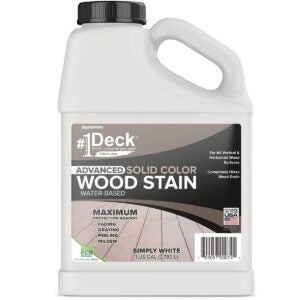 Best Solid Deck Stain Options: best_solid_deck_stain - #1 Deck Wood Deck Paint and Sealer