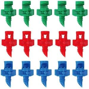 Best Sprinkler Heads Options: 80 Pcs Micro Garden Lawn Water