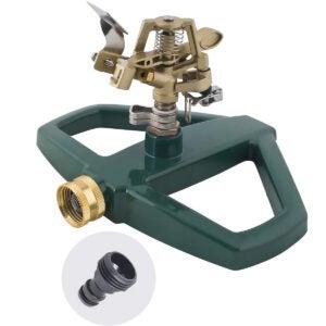 Best Sprinkler Heads Options: Melnor 65067-AMZ Pulsating Sprinkler