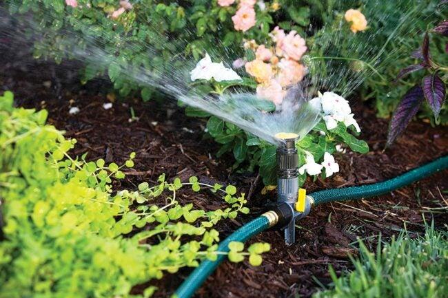Best Sprinkler Heads Options