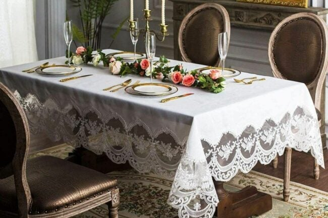 The Best Tablecloths Option