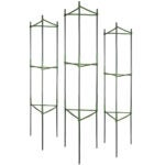 Best Tomato Cages Options: GROWNEER 3 Packs Plant Cages
