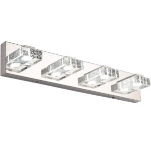 Best Vanity Lighting Options: Dimmable Bathroom Light