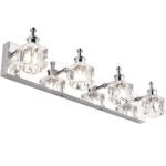 Best Vanity Lighting Options: PRESDE Bathroom Vanity Light Fixtures Over Mirror
