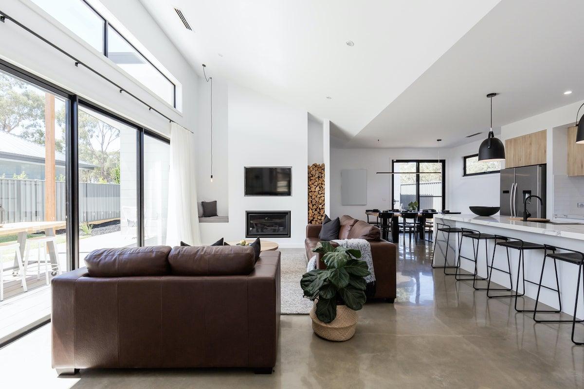 How To Stain Concrete Bob Vila