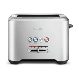 The Best 4 Slice Toaster Options Breville