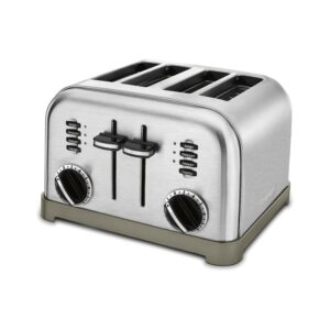 The Best 4 Slice Toaster Options Cuisinart