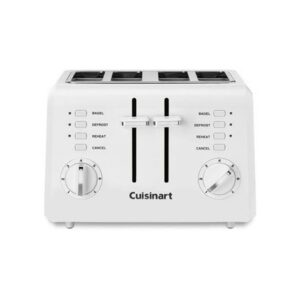The Best 4 Slice Toaster Options CPT