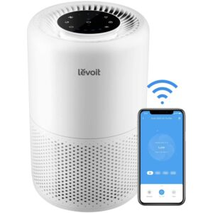 The Best Air Purifier For Mold Options: LEVOIT Smart WiFi Air Purifier for Home, Core 200S
