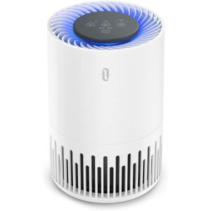 The Best Air Purifier For Mold Options: TaoTronics HEPA Air Purifier for Home, Allergens