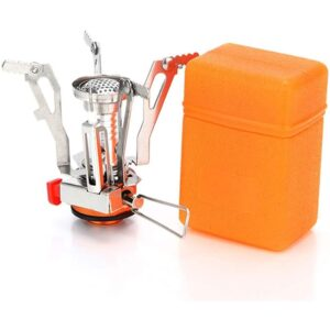 The Best Backpacking Stove Options: AOTU Portable Camping Stoves Backpacking Stove