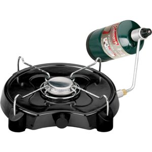 The Best Backpacking Stove Options: Coleman PowerPack Propane Stove