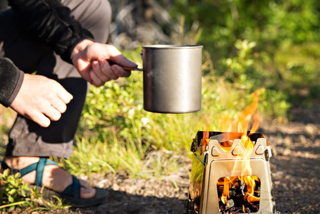 The Best Backpacking Stove Option