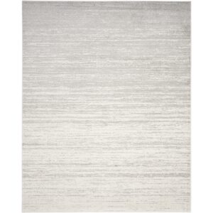 The Best Bedroom Rug Options: Safavieh Adirondack Collection Modern Ombre Area Rug