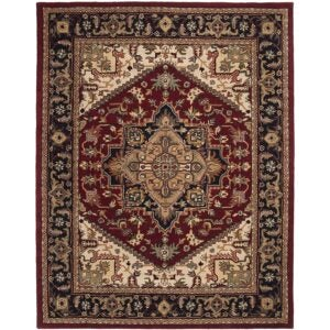 The Best Bedroom Rug Options: Safavieh Heritage Collection Traditional Oriental Rug