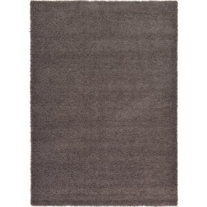 The Best Bedroom Rug Options: Unique Loom Solo Solid Shag Collection Area Rug