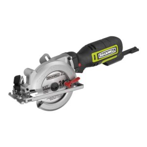 """The Best Concrete Saw Options: Rockwell 4-1_2"""" Compact Circular Saw, 5 amps"""