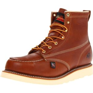 The Best Construction Boots Options: Thorogood Men's American Heritage 6 Moc Toe