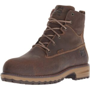 The Best Construction Boots Options: Timberland PRO Women's Hightower 6 Composite Toe