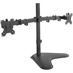 最好的双监控架选项:安装 - 它!双显示器桌面支架