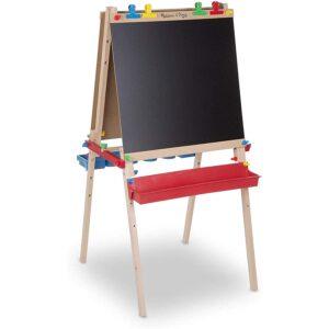 最佳画架选择:玛丽莎&道格豪华站立艺术画架
