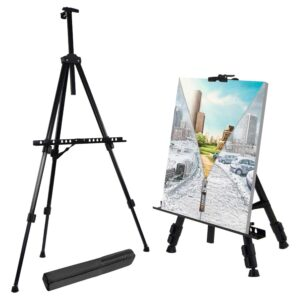 The Best Erasel Options: T-Sign 66 Reinforced Artist Easel Stand, Extra Thick