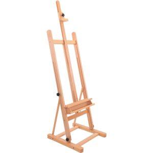 最佳橡皮擦选择:美国艺术供应中等木制h框架