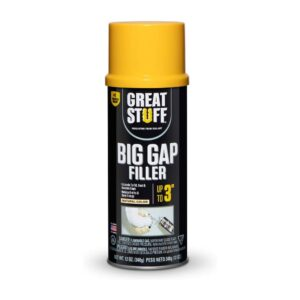 The Best Expanding Foam Options: Great Stuff 282047 Big Gap Filler, 12 oz.(包8)