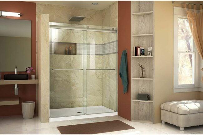 最佳无框淋浴门选项