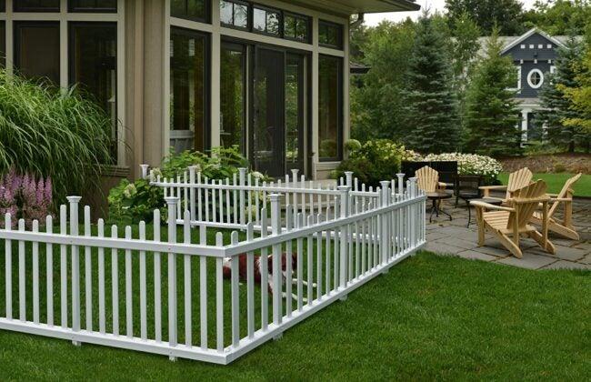 The Best Garden Fence