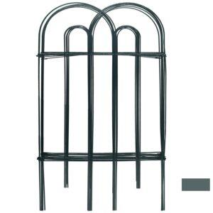 The Best Garden Fence Options: Amagabeli Decorative Garden Fence 32inx20ft Rustproof