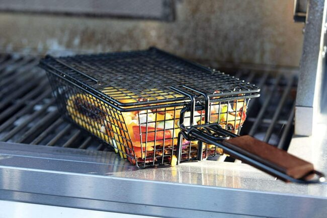 The Best Grill Basket